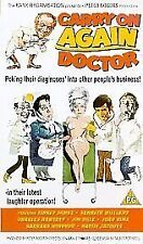 Carry On Again Doctor (VHS, 1996)