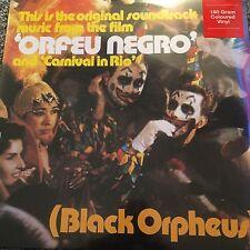 Orfeu Negro / Carnival In Rio (Black Orpheus) (Soundtrack) - Vinyl lp Brand New