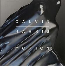 "CALVIN HARRIS - MOTION -  2 X 12"" VINYL LP - NEW / FACTORY SEALED"