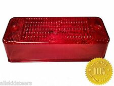 Bobcat 773 Skid Steer Red Tail Light Lens Loader Skid Steer Back Rear Light