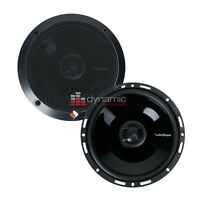"""Rockford Fosgate P1650 Car 6-1/2"""" 2-Way P1 Punch Series Coaxial Speakers New"""