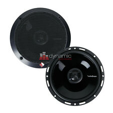 "Rockford Fosgate P1650 Car 6-1/2"" 2-Way P1 Punch Series Coaxial Speakers New"