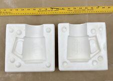 Vintage Syringa Mug Cup Slip Casting Ceramic Mold Navy Ship USN Anchor Nautical