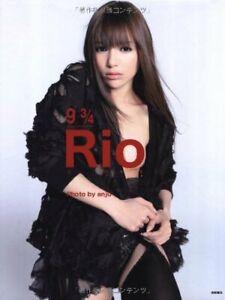 [USA] BRAND NEW RIO Tina Yuzuki Photo Book Nine TQ Japanese Sexy Idol Actress