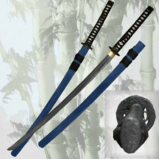 Handmade Majime Sword 1045 High Carbon Steel Battle Ready Katana Full Tang