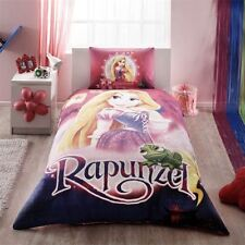 Rapunzel Disney 100% Cotton Bedding Set Quilt/Duvet Cover Set Single Twin 3 pcs