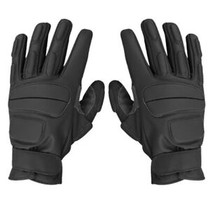 GANTS D'INTERVENTION CUIR MILITAIRE PAINTBALL TACTIQUE AIRSOFT COMBAT ARMEE