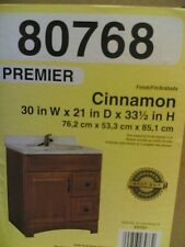 "NIB ~ Very Nice Bathroom VANITY CABINET (30""W x 21""D)"