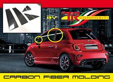 Abarth Fiat 500 595 695 Modanatura Fibra di Carbonio Montanti Carbon Fiber Mold