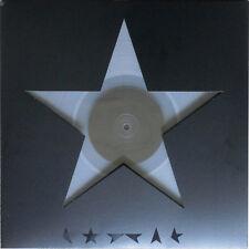 DAVID BOWIE BLACKSTAR clear vinyl ltd.ed. EU 2016 very rare SEALED