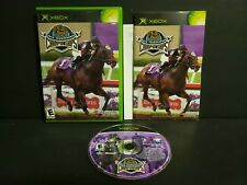 Breeders' Cup World Thoroughbred Championships (Microsoft Xbox, 2005) Complete