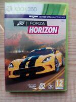 Forza Horizon (Microsoft Xbox 360, 2012) Tested - Racing Game - Driving Sim