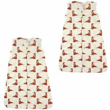 Touched By Nature Boy Organic Cotton Wearable Safe Sleep Printed Sleeping Bag 2-