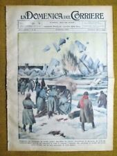La Domenica del Corriere 10 gennaio 1926 Romania-Berlino-Mussolini-Chamberlain