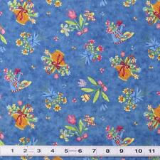 Lot G586 - GARDEN INSPIRATION by Henry Glass - Patchwork Fabric by the ½ metre