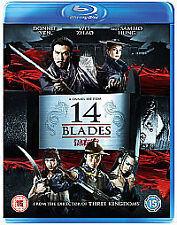14 Blades (Blu-ray, 2010)