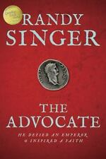 The Advocate by Singer, Randy