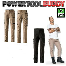 FXD Trousers WP-3 Duratech Work Cargo Combat Multi Pocket Workwear 30-38