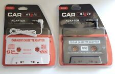 Aux Car Audio Cassette Tape Adapter Transmitters for Mobile Mp3 Cd