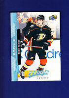 Troy Terry RC 2018-19 Upper Deck UD MVP Hockey BLUE #238 (MINT) Anaheim Ducks
