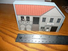 Hometowne Collectibles Heiss Buggy Works Mifflinburg Pa. Cats Meow Type Signed