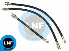 BUICK 80 Sport Sedan 90 LIMITED Touring BRAKE HOSE SET X3 FRONT REAR 40 1940