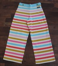 Matilda Jane Size 14 It's A Wonderful Parade Carnival Straightees Pants Striped