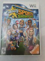 Celebrity Sports Showdown For Wii And Wii U Very Good