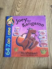 Joey the Kangaroo by An Vrombaut (Paperback, 2003)