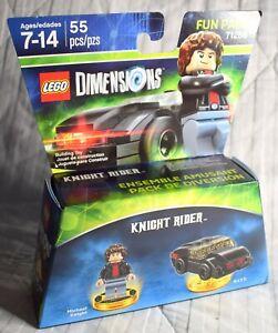 LEGO Dimensions - Michael Knight & KITT - Fun Pack 71286