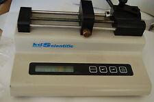 KDS 100 KD Scientific KDS100 laboratory syringe pump lab variable volume sde