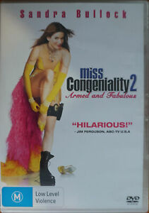 Miss Congeniality 02 - Armed And Fabulous (DVD, 2005)
