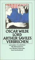Lord Arthur Saviles Verbrechen und andere Geschichten (insel taschenbuch ... /5
