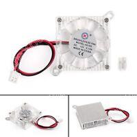 1Pcs Grafica Tarjeta Cooler Ventilador DC 12V 0.1A 2Pin 4010 40x40x10mm Cooling