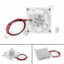 1Pcs Grafica Tarjeta Cooler Ventilador DC 12V 0.1A 2Pin 4010 40x40x10mm Cooling