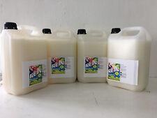 4x5 Liter REIN Black  Flüssig  waschmittel / Waschpulver für dunkle Wäsche