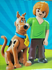 Playmobil,SCOOBY-DOO AND SHAGGY