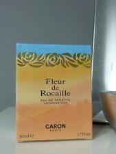 FLEUR DE ROCAILLE by Caron vintage Eau de toilette new in box SEALED 50ml Spray