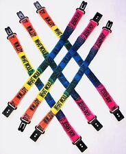 25 Woven Jesus Religious WWJD Bracelets Bracelet Fundraiser Fashion Wristbands