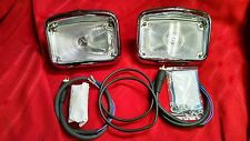 1956 56 CHEVY CHEVROLET PARKING LIGHTS ASSEMBLY ,NICE REPRO, USA MADE