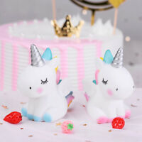 Cute Horse Cake Topper Dessert Cupcake Decor Wedding Kids Birthday Party Deco SE