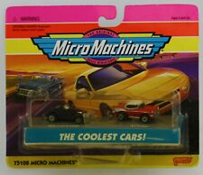 MicroMachines The coolest Cars Plymouth Prowler sliver window and 57' Chevy
