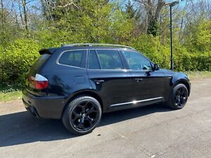 "2007 BMW X3 SD M-Sport 3.0 Automatic (with BMW X5 20"" alloy wheels)"