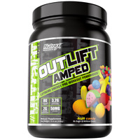 Nutrex Research Outlift Amped Premium Pre-Workout Focus & Energy 20 Servings