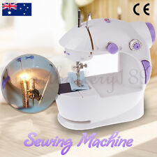 Home Household Electric 2 Speed Mini Multi Function Sewing Machine Portable AU