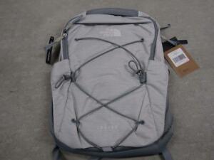 The North Face Jester Women's Backpack - White Metallic Melange