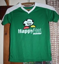 YOUTH SMALL HIGH FIVE HAWAII AYSO HAPPY FEET SOCCER TEAM JERSEY NUMBER 3