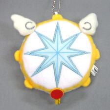 Banpresto CardCaptor Sakura Dream Wand Star Key Plush Keychain 10cm Banp38278 Us