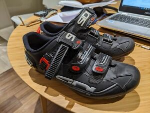 Sidi Dominator 7 MTB shoes Black EU44