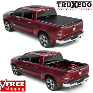 TruXedo TruXport Tonneau Roll Up Cover for Dodge Ram 1500 2500 3500 6.4' FT Bed